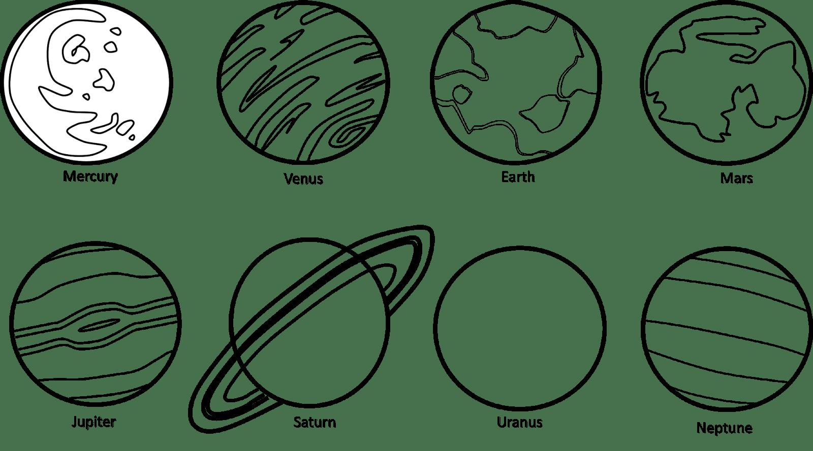 Saturn clipart mercury, Saturn mercury Transparent FREE