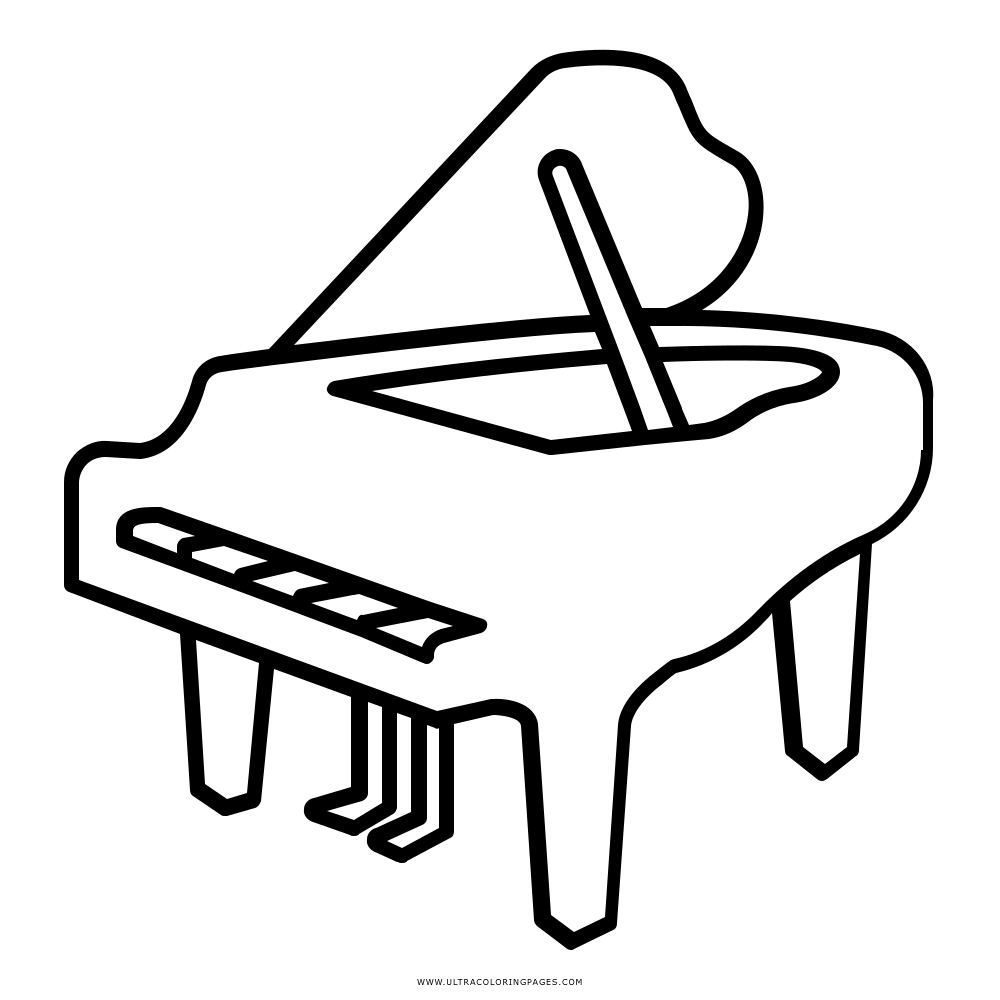 Keyboard clipart coloring, Keyboard coloring Transparent
