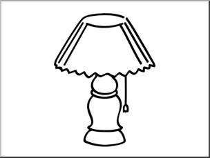 Lamp clipart line art Lamp line art Transparent FREE for download on WebStockReview 2020