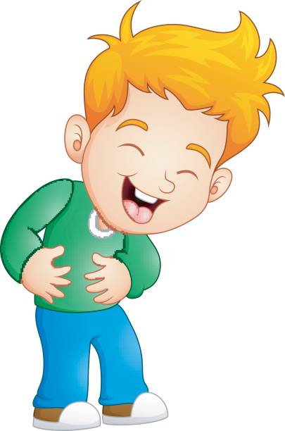 laugh clipart cartoon