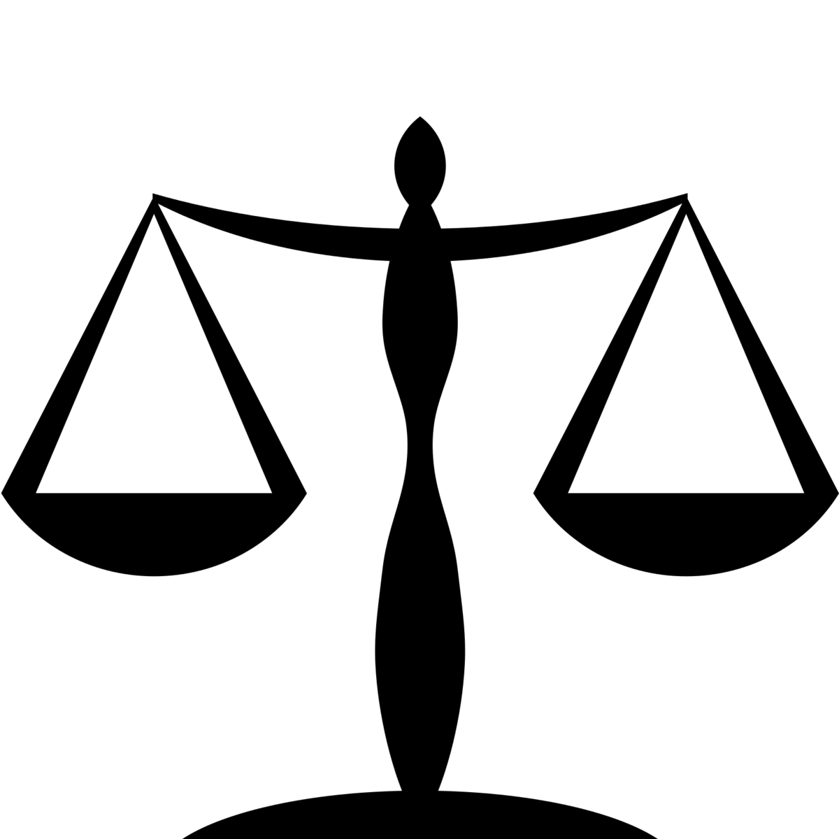 Law Clipart Balance Scale Law Balance Scale Transparent