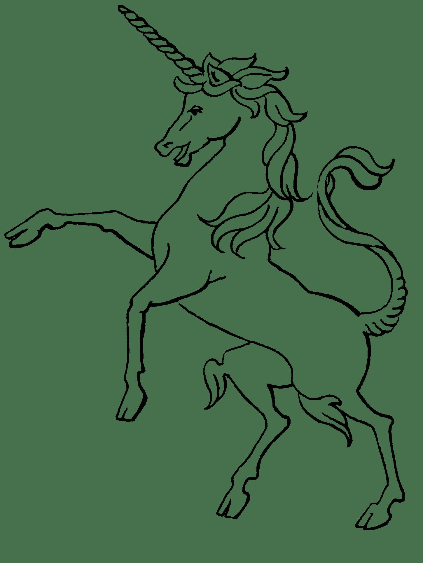 Medieval clipart unicorn, Medieval unicorn Transparent