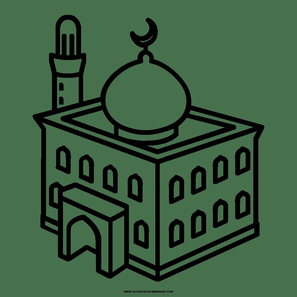Mosque clipart islamiat, Mosque islamiat Transparent FREE