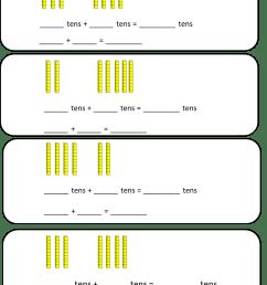One clipart base ten [ 1504 x 1063 Pixel ]