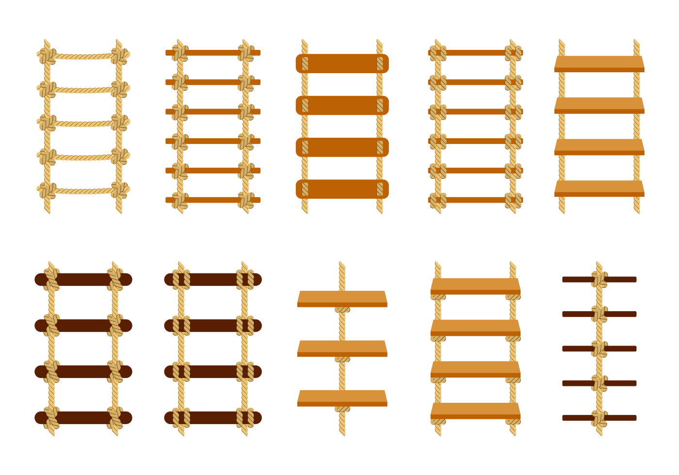 Numbers Clipart Ladder Numbers Ladder Transparent Free