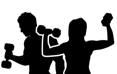 training personal clipart silhouette fitness transparent nutrition getdrawings coaching quarantine quality webstockreview total