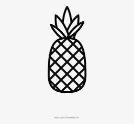 Pineapple clipart outline Picture #3085688 pineapple clipart outline