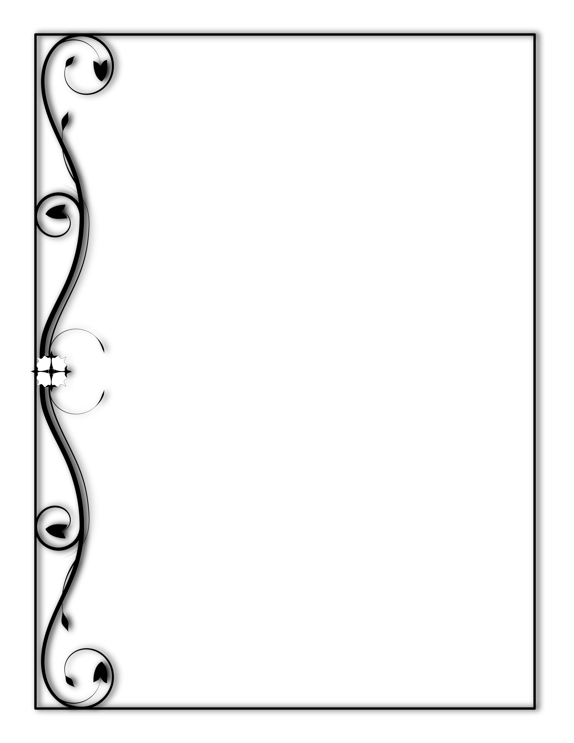 Page border png, Page border png Transparent FREE for