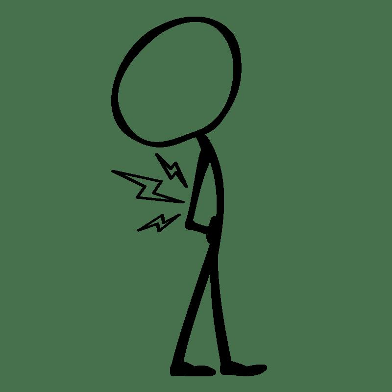 Pain clipart chronic pain, Pain chronic pain Transparent