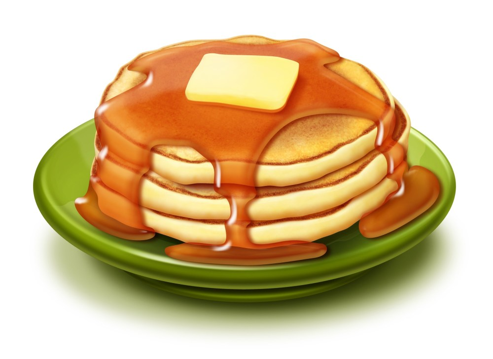 medium resolution of fresh design digital collection coloring pages detail pancakes clipart