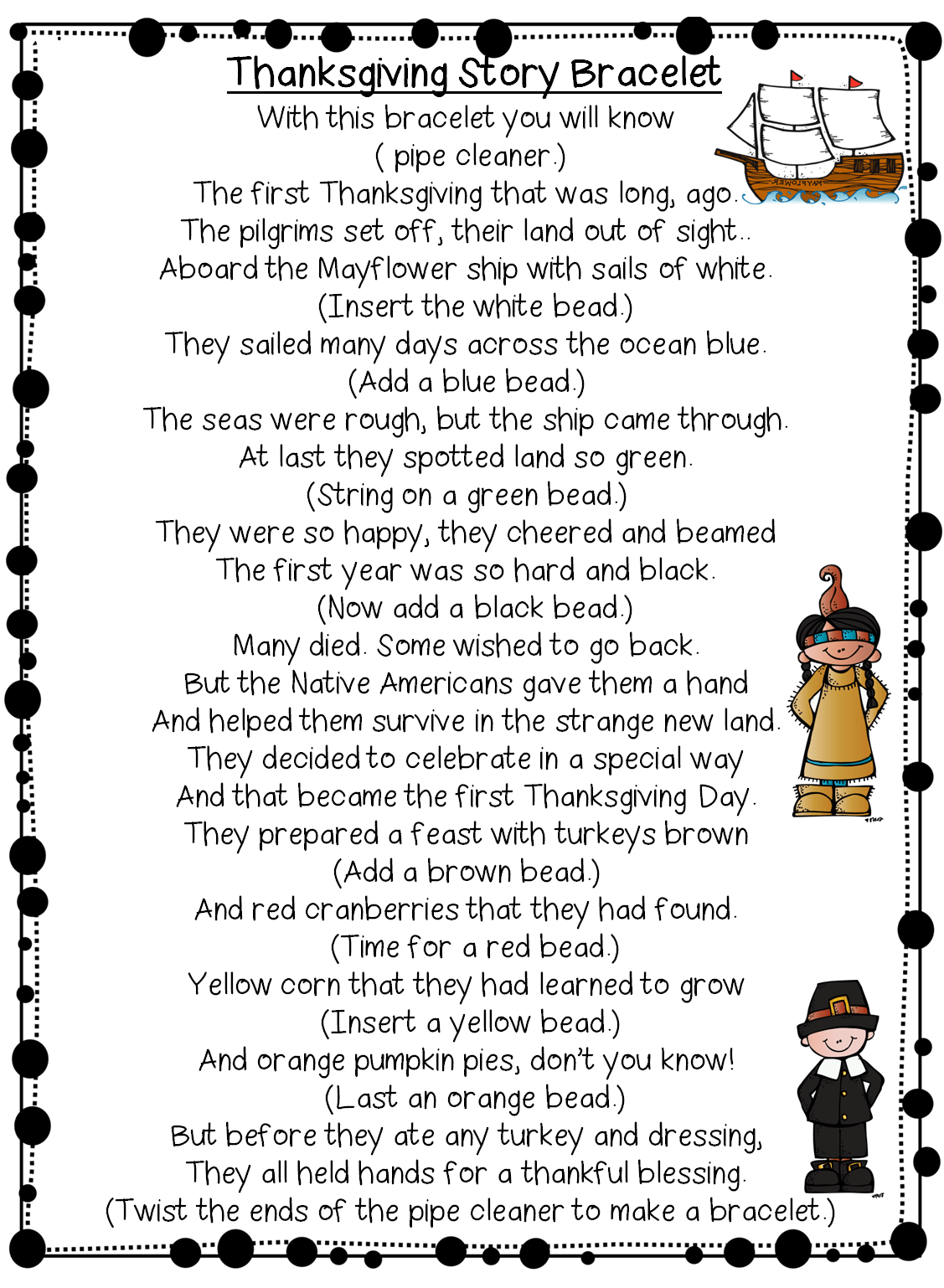 Poem Clipart Thanksgiving Poem Thanksgiving Transparent