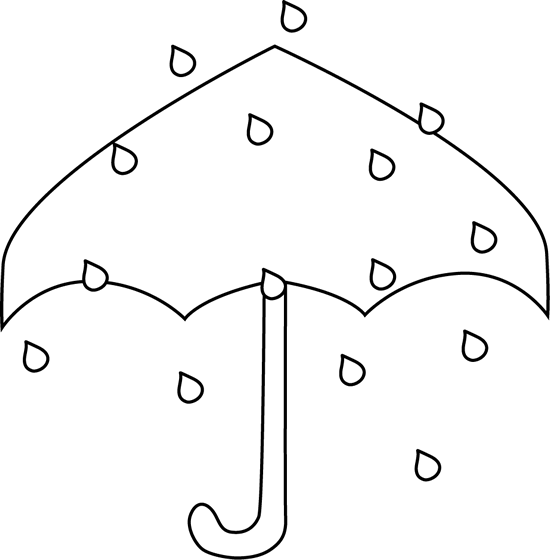 Image result for raindrops clipart black and white