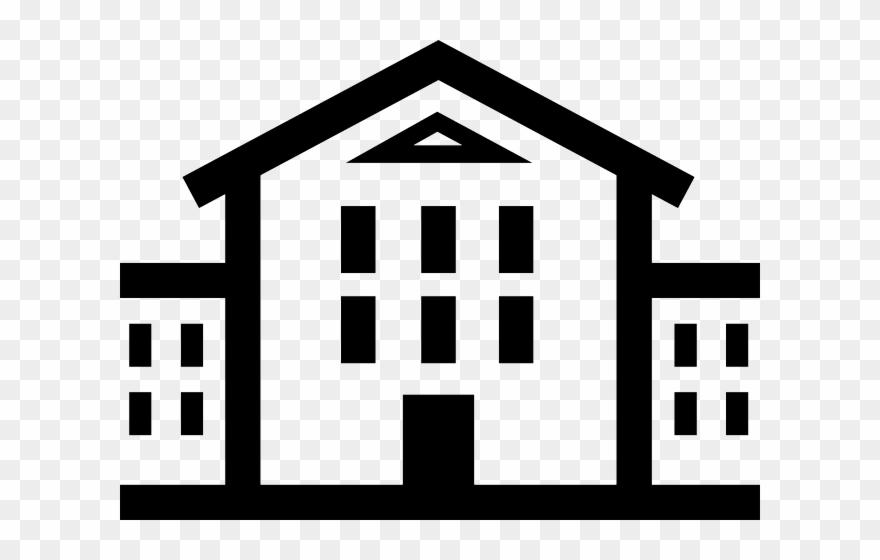 Schoolhouse clipart high school, Schoolhouse high school
