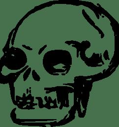 skeleton clipart happy skull clip art [ 900 x 895 Pixel ]