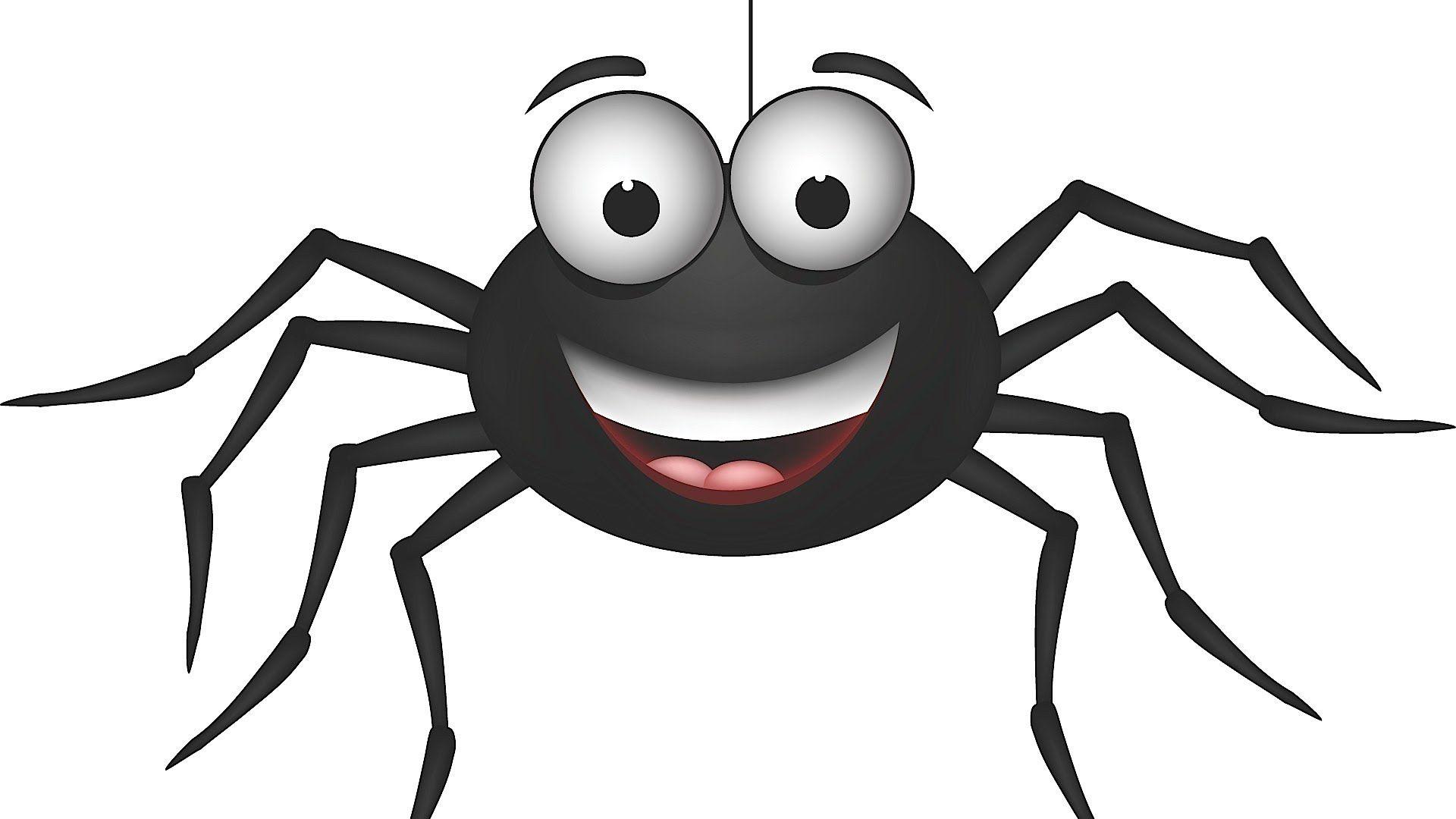 Spider Clipart Childrens Spider Childrens Transparent