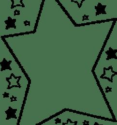 free borders stars clipart panda images freeclipartbordersstars [ 850 x 1100 Pixel ]
