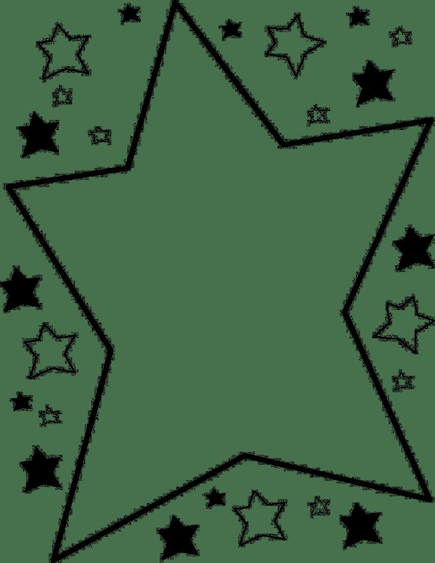 hight resolution of free borders stars clipart panda images freeclipartbordersstars