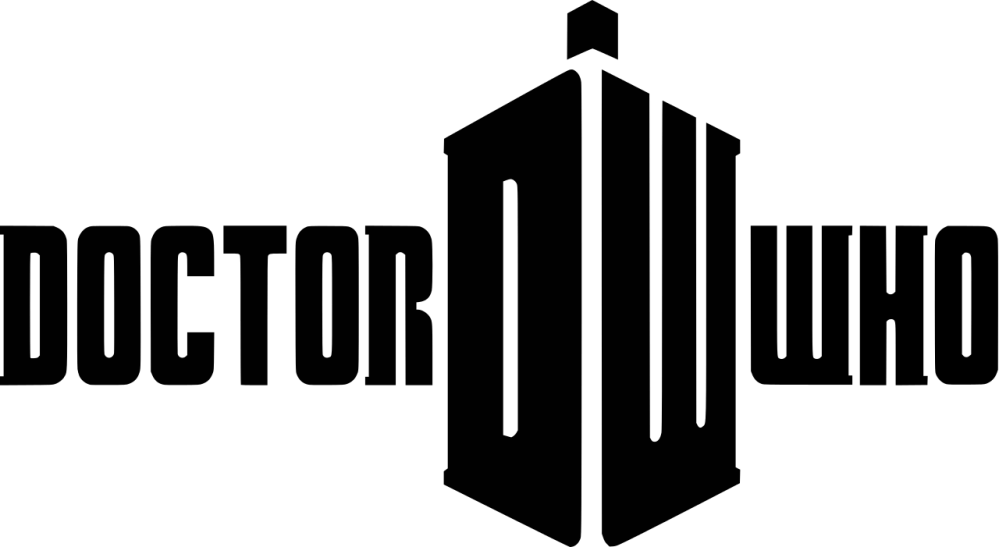 medium resolution of logo dr who iconic fun the initials