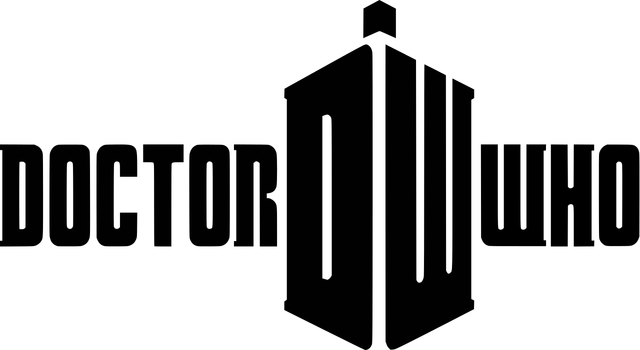 hight resolution of logo dr who iconic fun the initials