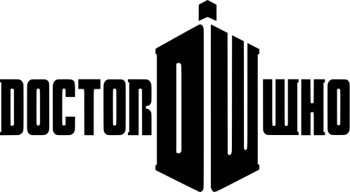 small resolution of logo dr who iconic fun the initials