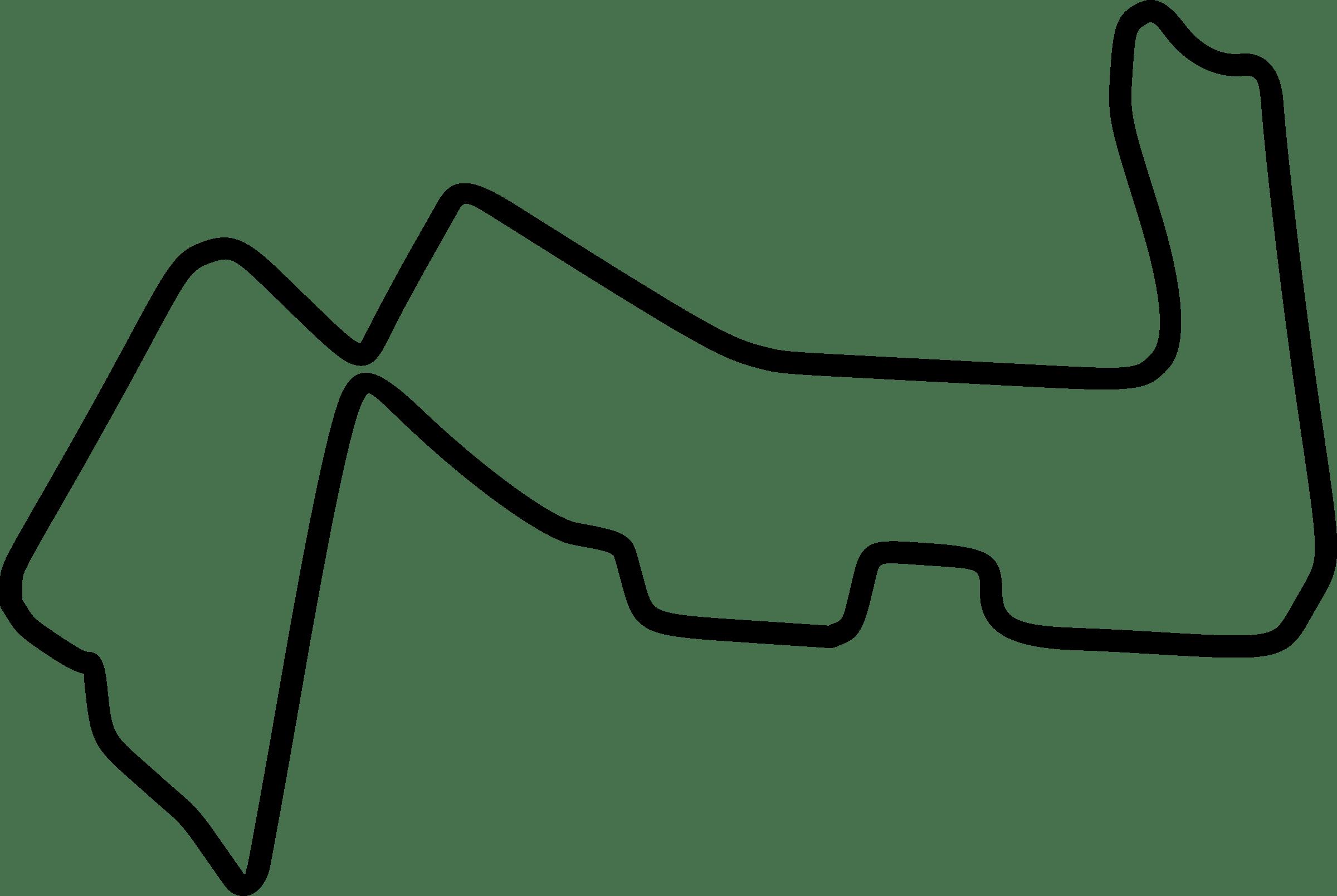 Track clipart outline, Track outline Transparent FREE for