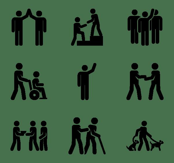 Volunteering clipart voluntary, Volunteering voluntary