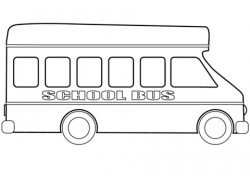 Clipart Bus Coloring Page Picture 2391662 Clipart Bus Coloring Page