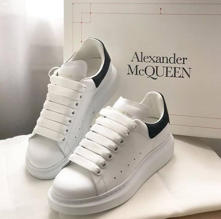 Alexander Mcqueen Mens Larry Fantasy Oversized