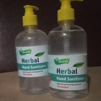 Herbal Hand Sanitisers (500ml)