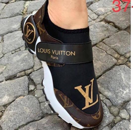 louis vuitton female sneaker