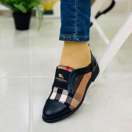 Burberry/Louis Vuitton Fashion Shoe
