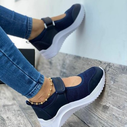Trendy Female Fashion Sandal Sneakers