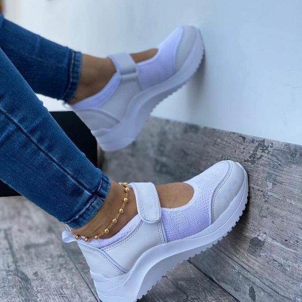 Female sandal sneakers
