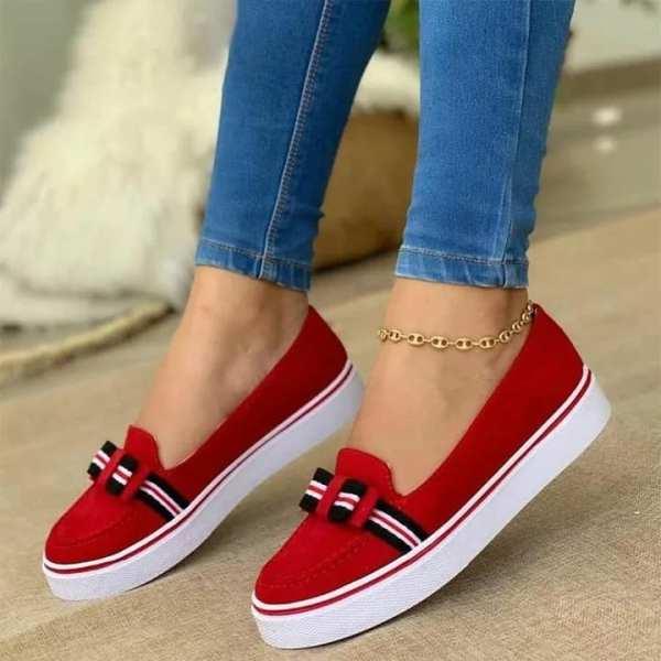 Cohort Ribbon Sneakers