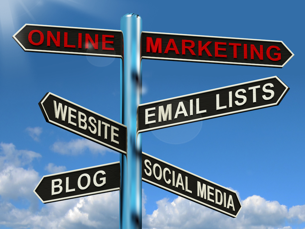 Digital Marketing The 7 Different Types Of Online Marketing