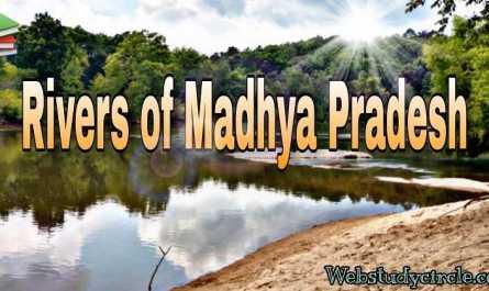 rivers of madhya pradesh