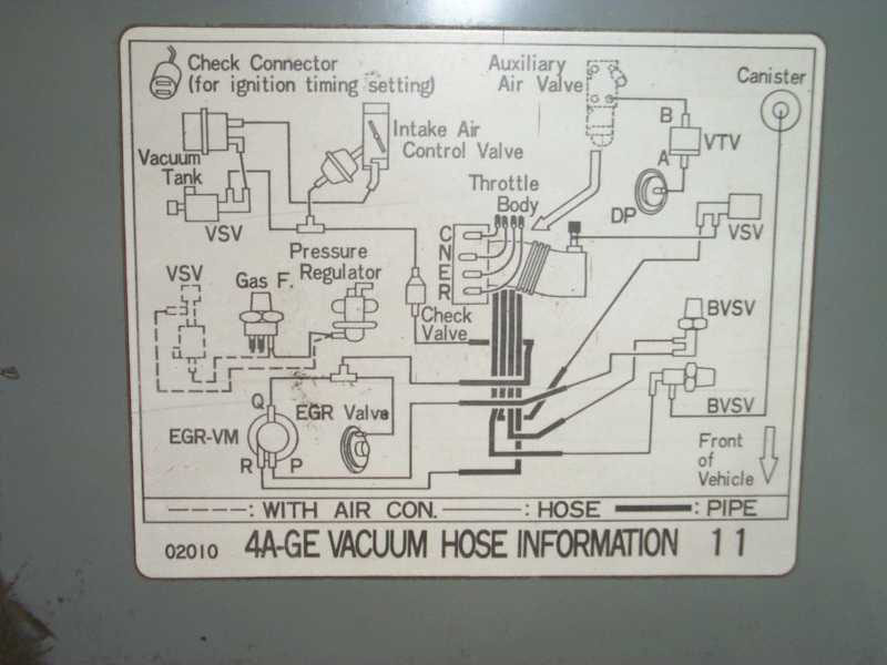 4age 16v wiring diagram 2004 buick lesabre belt 23 images diagrams ae82vac to tvis or not at cita asia
