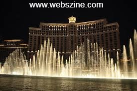 Bellagio Resort and Fountain Show