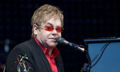 Sir Elton Hercules John gay male celebrity
