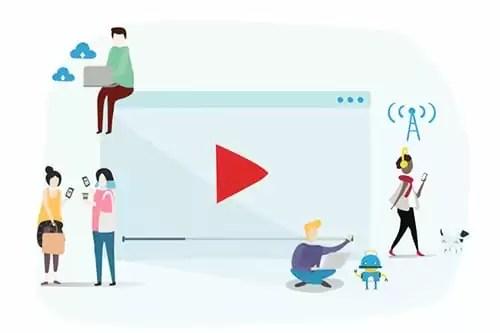 تسويق الفيديوهات