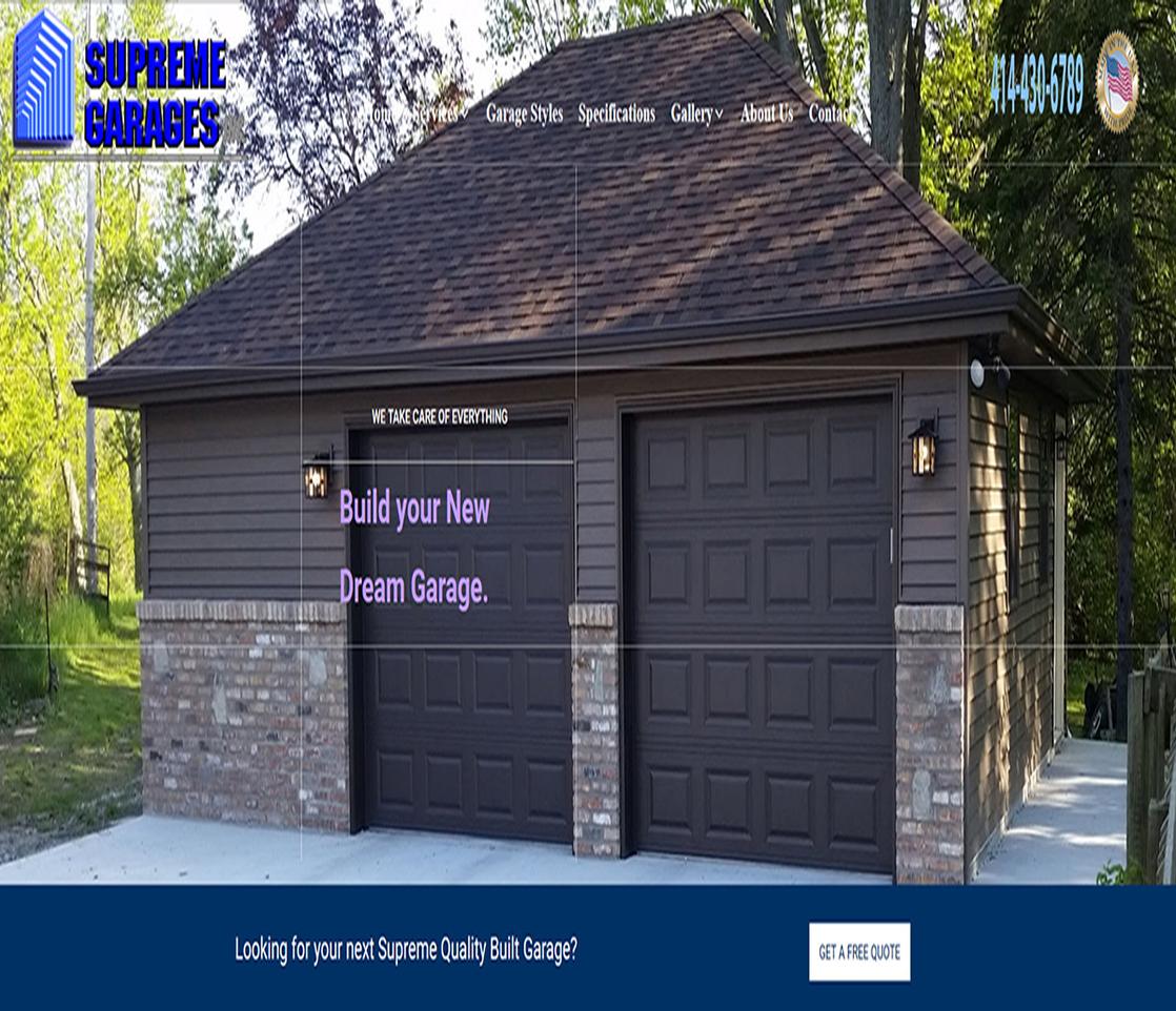 Supreme Garages