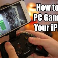 Play Steam PC Games on Your IPhone