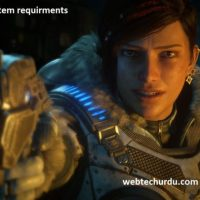 Gears 5 system requirements