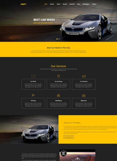 Free Website Templates and Bootstrap Themes  WebThemez