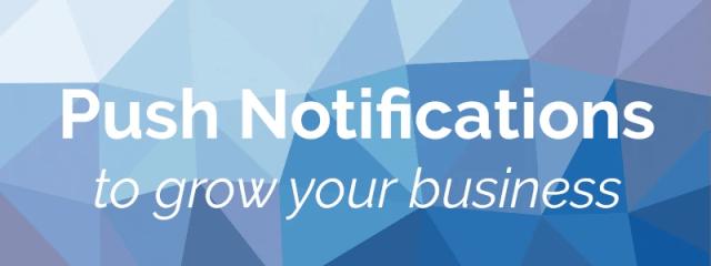 Verwendung von Push-Benachrichtigungen zum Wachstum deiner Website und App