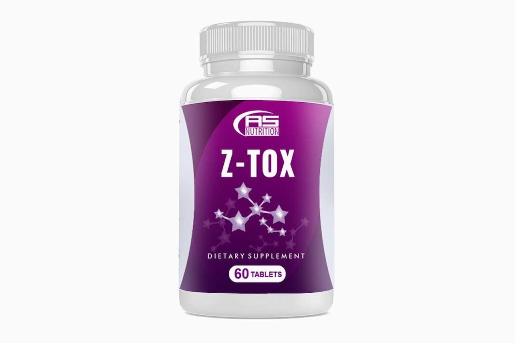 Z-Tox Reviews - Weight Loss Supplement