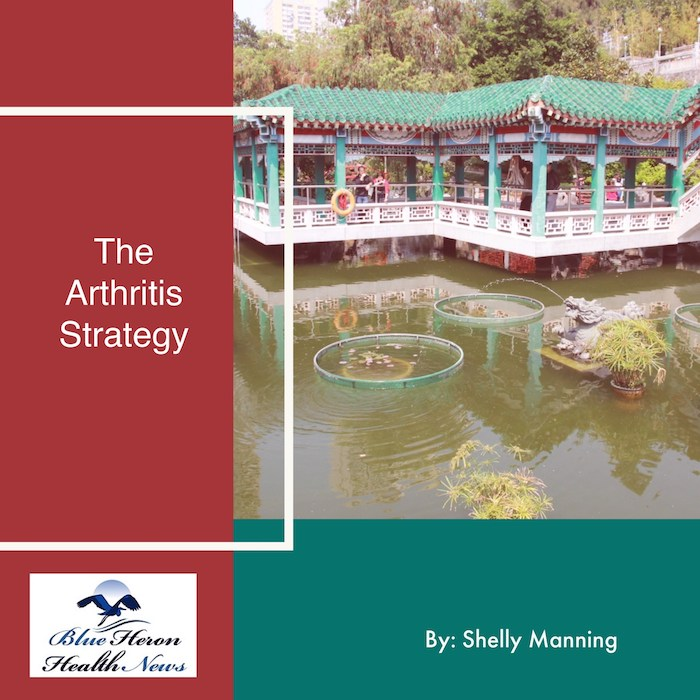 The Arthritis Step By Step Strategy