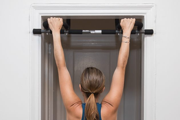 At-Home Workout Antagonistic Exercise
