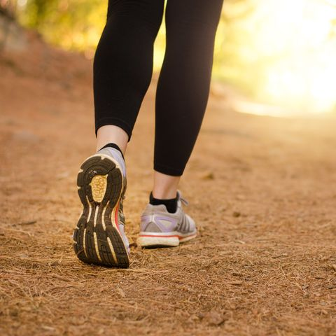Walking for Weight Loss Training Plan
