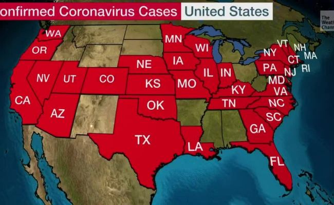 Coronavirus In The United States It S Going To Get Worse